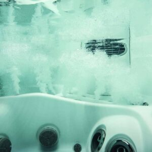 j-300 collection hot tub underwater jets