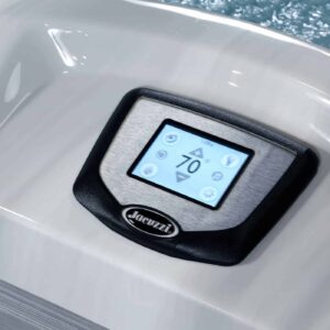 J-400 collection hot tub control panel