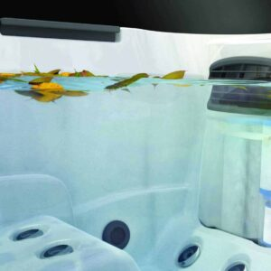 J-400 collection hot tub under water filter