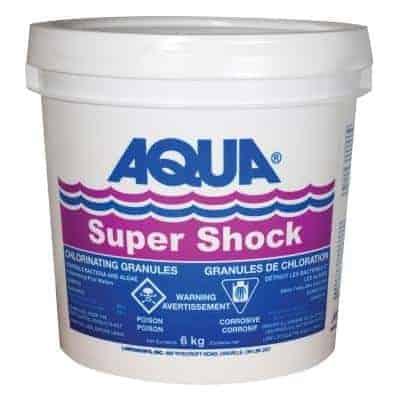 Aqua Super Shock 6 kg