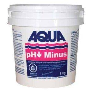 Aqua pH Minus 8 kg