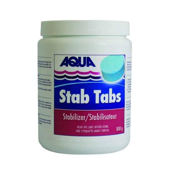 Aqua Stab Tabs 800 g