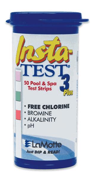 Insta-Test 3Plus Test Strips (3-Way Test Strips)