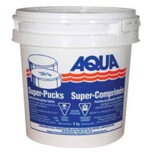 Aqua Super Pucks 6 kg
